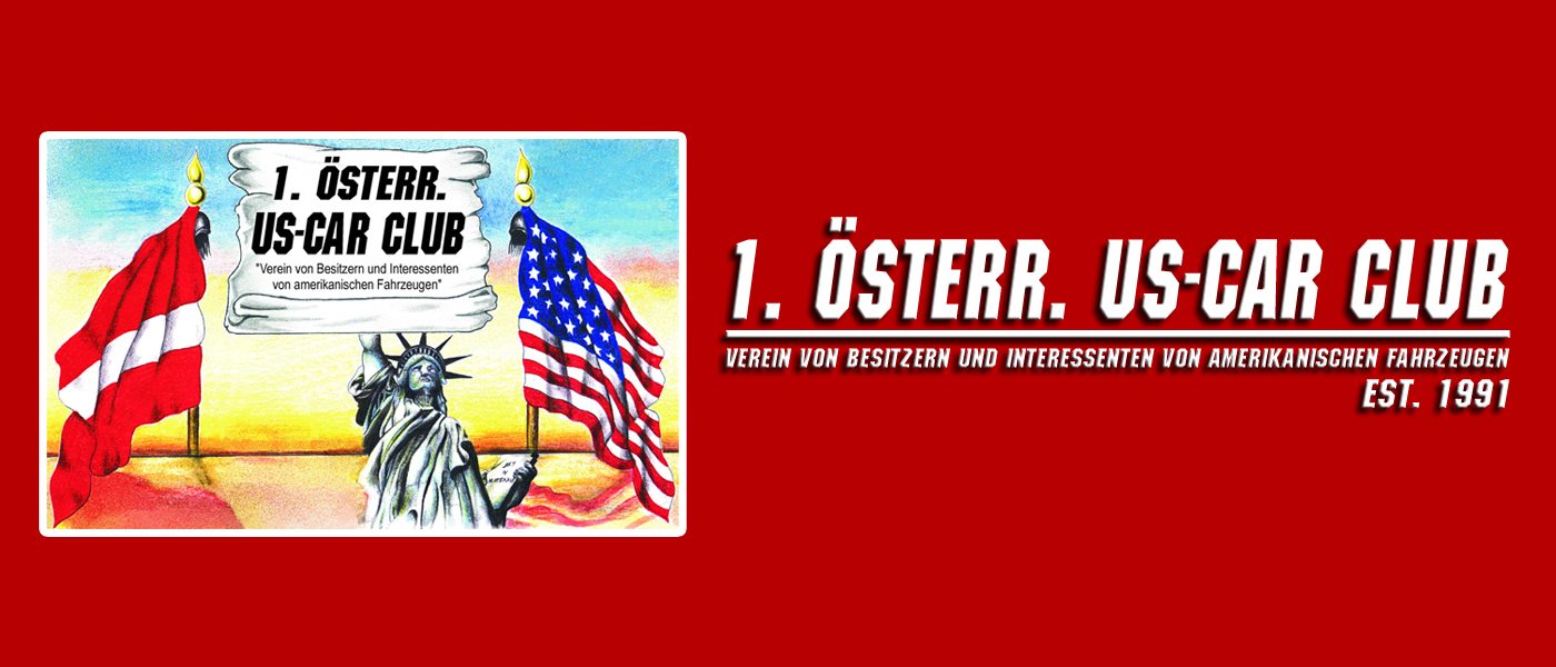 1. ÖSTERR. US-CAR CLUB